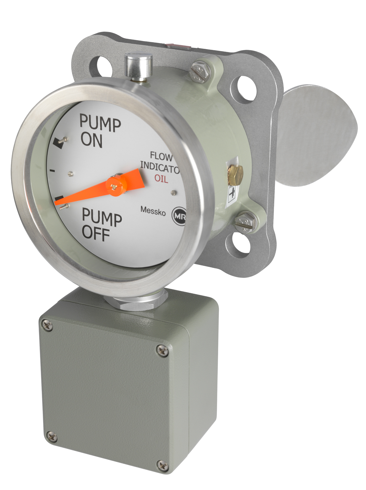 Flow Measuring Instruments : Measuring instruments